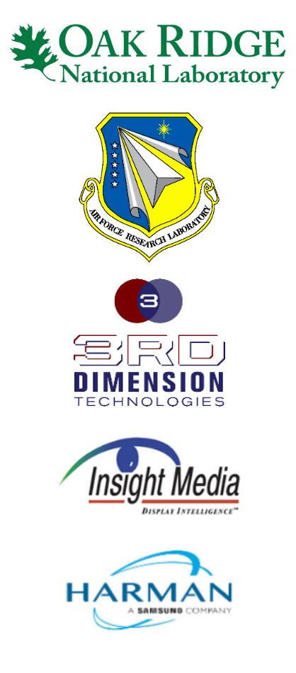 2018 SMFoLD Workshop Partners